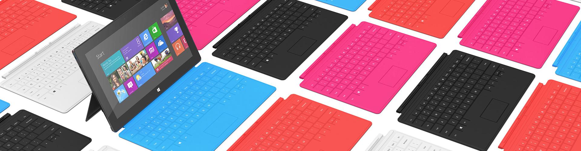 Microsoft Slashes Price of Surface RT