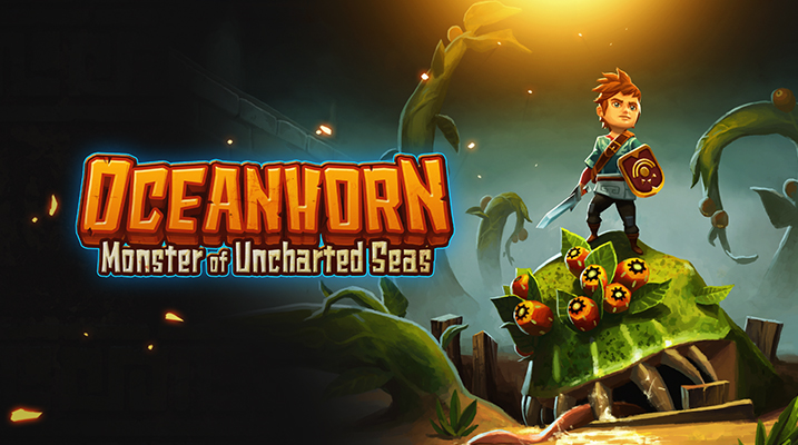 Oceanhorn: A Zelda-like game for iOS