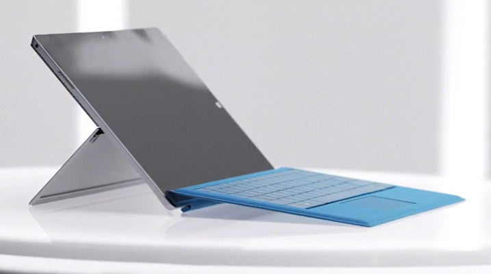 Microsoft Surface Pro 3 Core i3 and i7 Models Now Selling