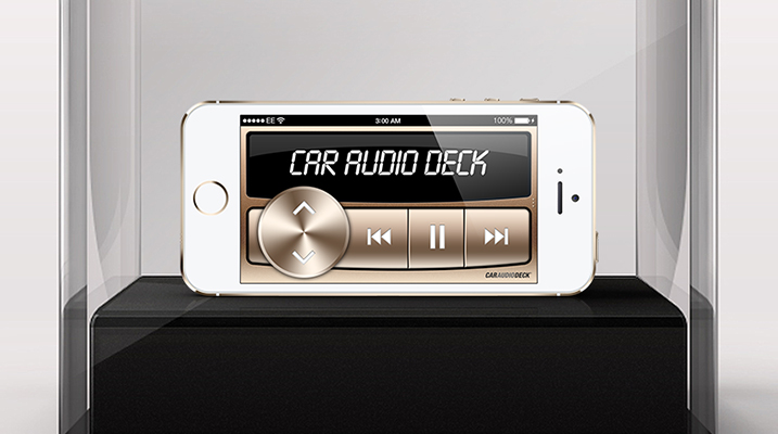 Car-Audio-Deck