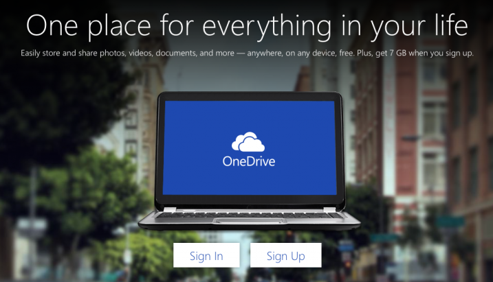 Microsoft Upgrades OneDrive Storage To 1TB for Office 365 Users
