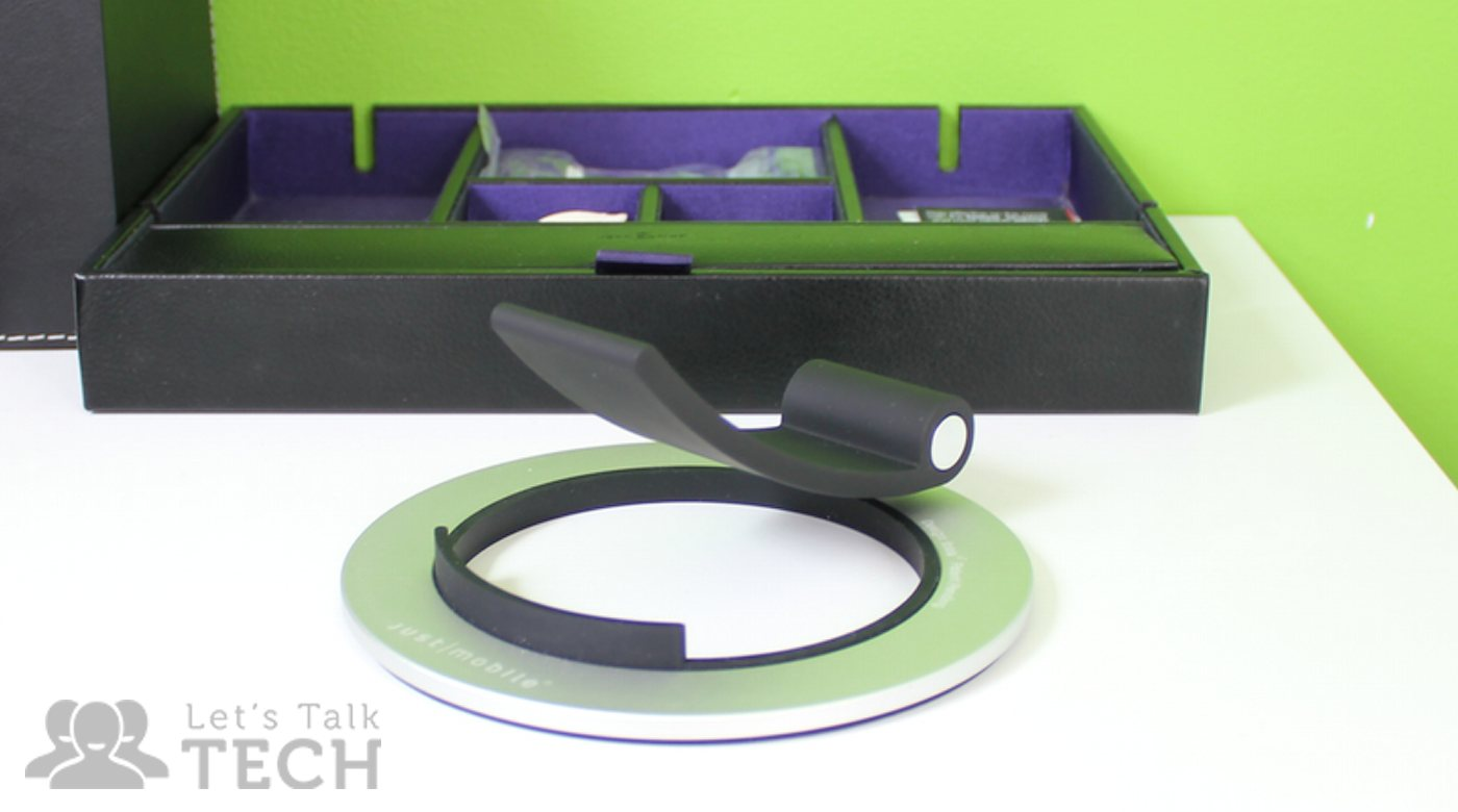 Just Mobile Encore iPad Stand Review