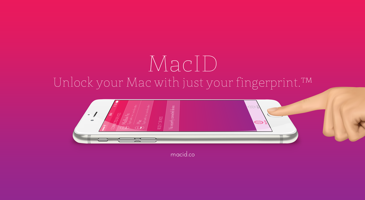 MacID Lets You Unlock Your Mac Using iPhone's Touch ID
