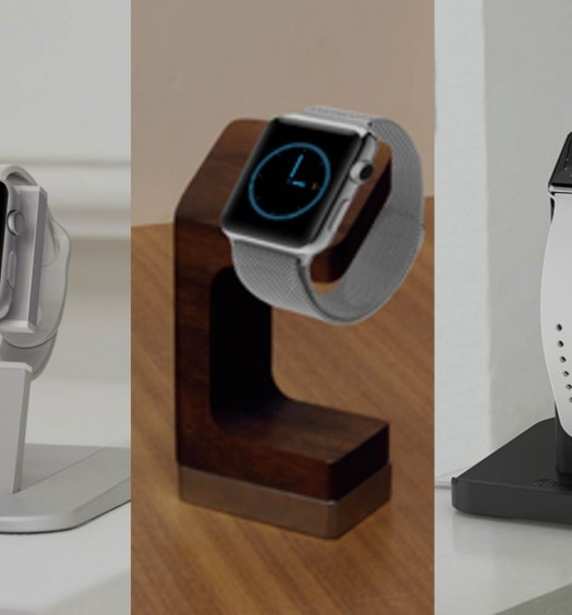 Apple Watch Docks Banner