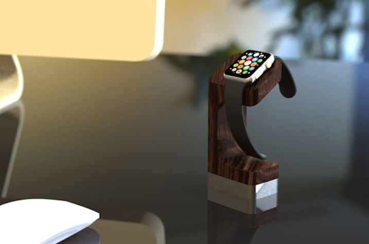 DODOcase Stand Apple Watch