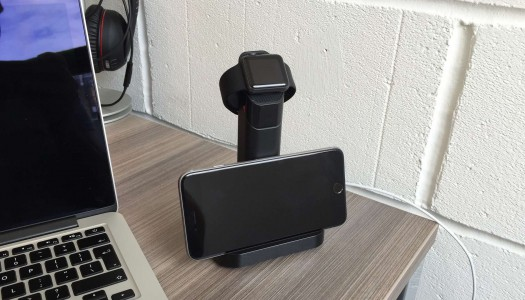 Griffin WatchStand Review: A Charging Dock For Apple Watch
