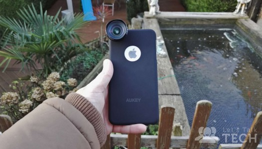 Aukey Optic Pro Lens Review: An Affordable Wide Angle Lens For iPhone