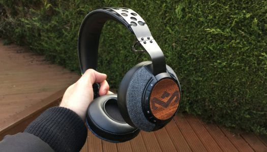 House of Marley Liberate XLBT Bluetooth headphones review
