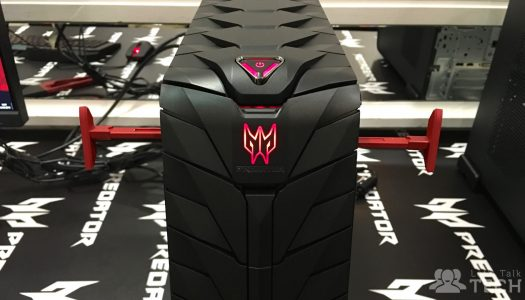 First look at Acer's compact Predator G1 gaming desktop PC