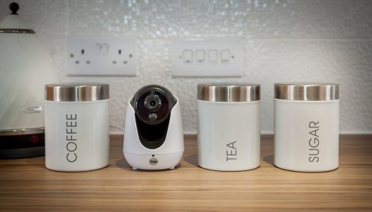 Yale Home View 'Pan Tilt Zoom' IP Camera: Setup & impressions