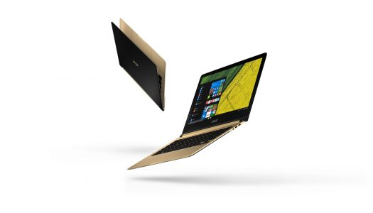 Acer announces new Swift 7 laptop that's just 1cm thin