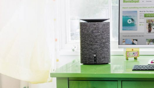 HP's Pavilion Wave looks more like a speaker than a PC