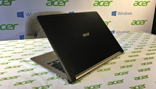 First impressions of Acer's ultrathin Swift 7 laptop