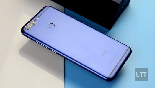 Honor 8 Pro 1080p front facing camera test