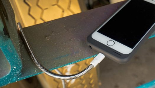 """Unboxing the """"toughest cable on earth"""": Fuse Chicken Titan Lightning cable"""