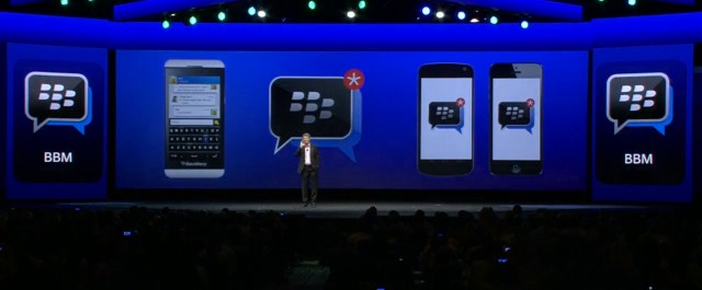 BBM moving to iOS & Android