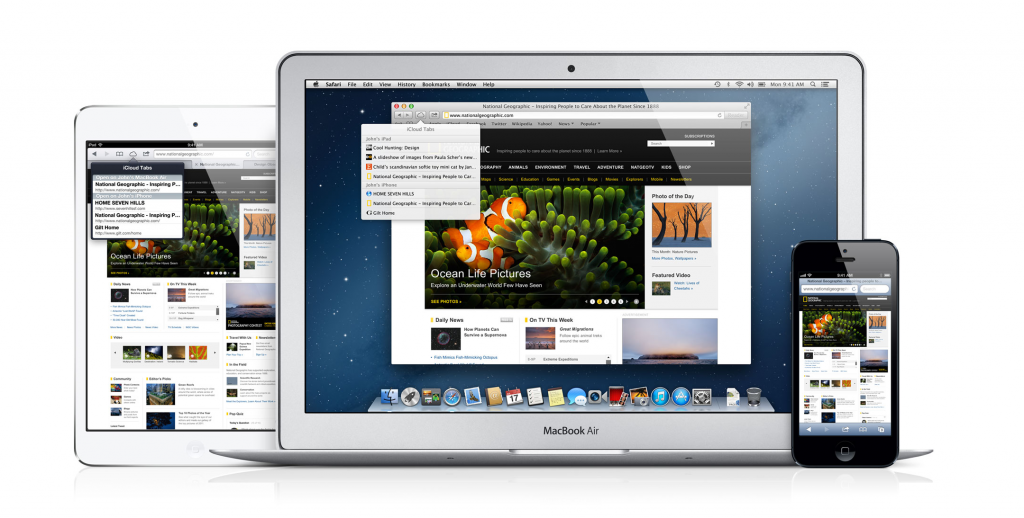 iCloud Apple Ecosystem