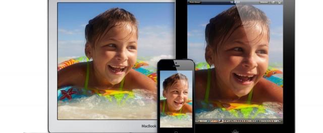 Sharing Photos With Photo Stream