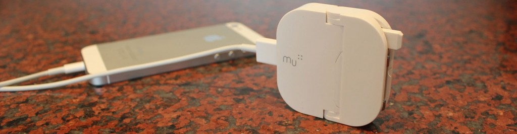 MU Foldable Plug