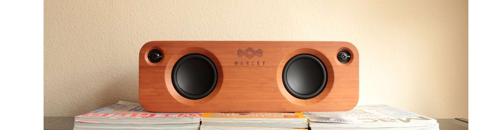 House Of Marley Get Together Speaker Review Great Audio With A Pretty Face Let S Talk Tech