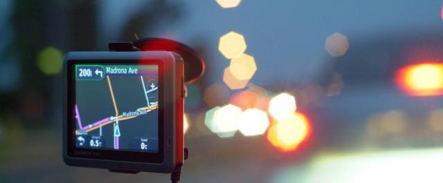 Sat-Nav-GPS-Car