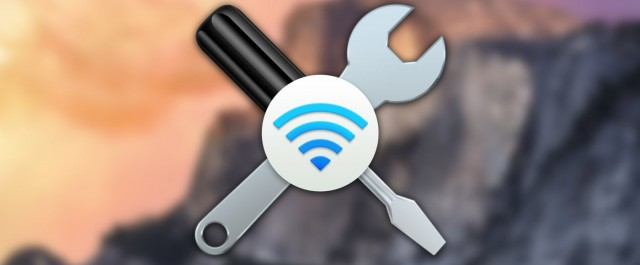 WiFi Scanner Yosemite