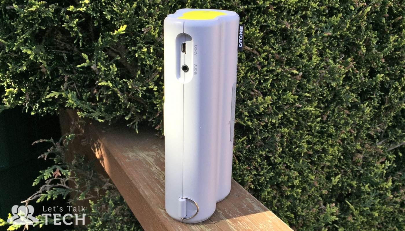 OTONE Blufiniti speaker ports