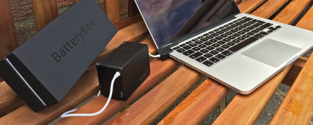 BatteryBox Mac Charger Banner