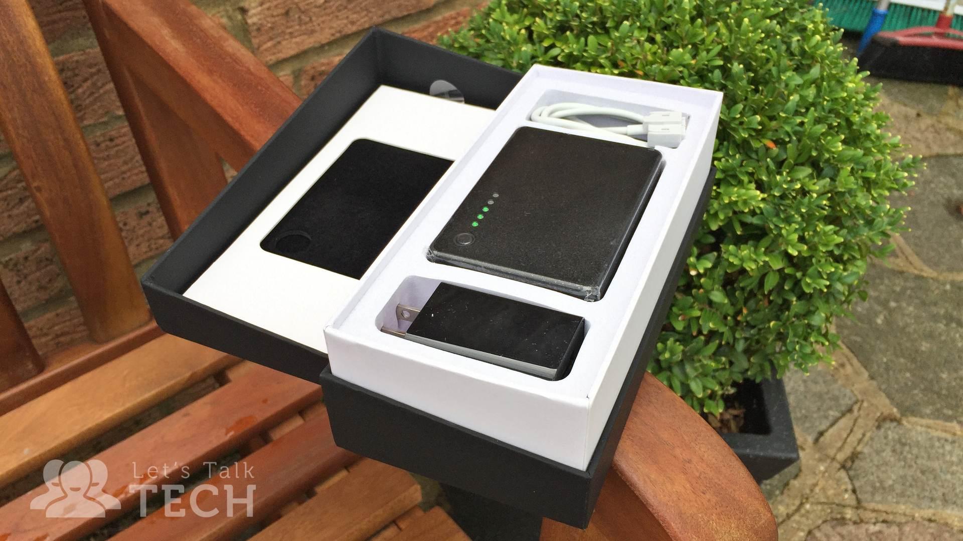 BatteryBox Mac Charger Box