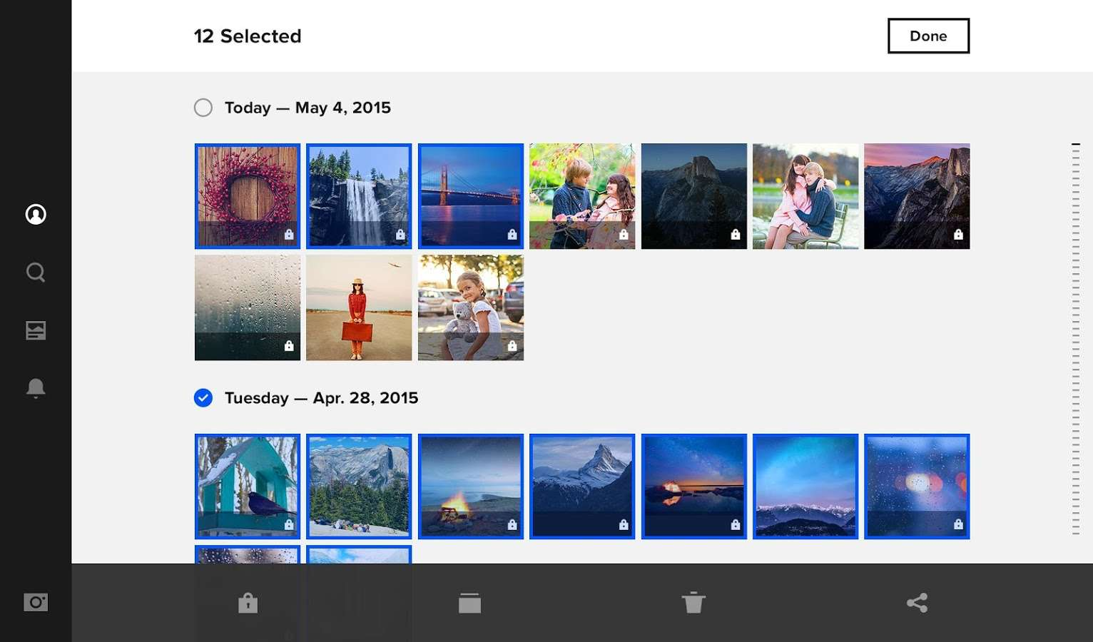 Flickr Photo Library