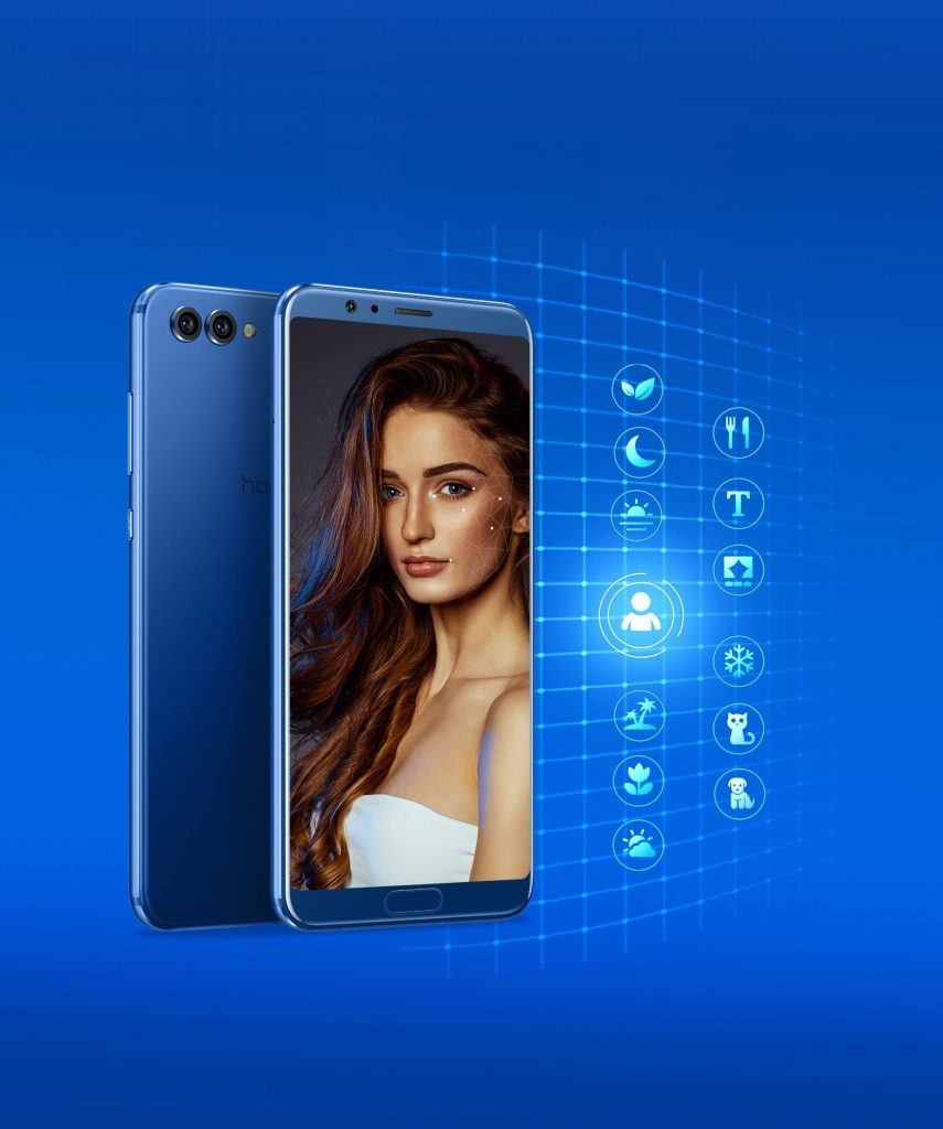 Honor-View-10-smartphone